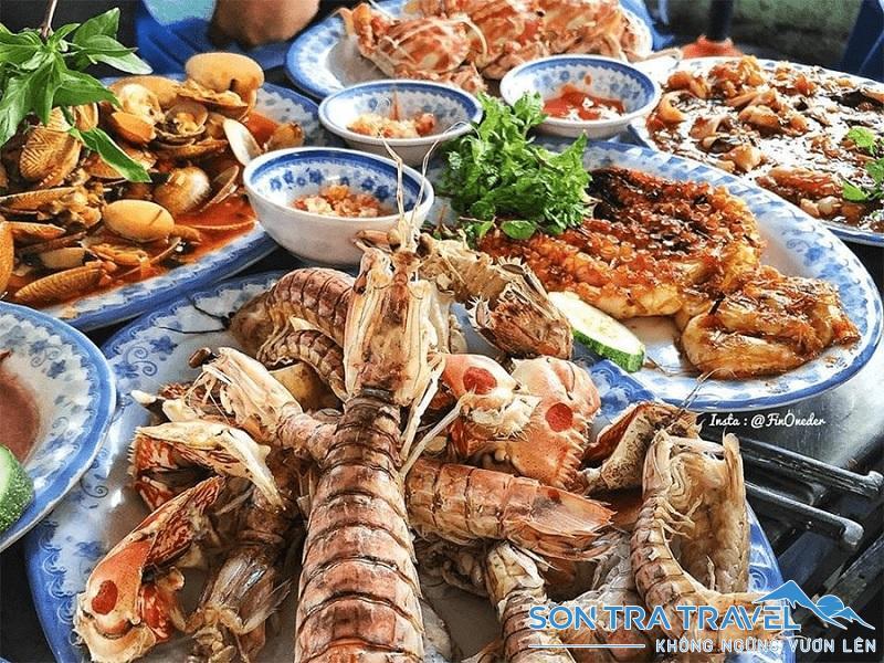 hải sản năm đảnh