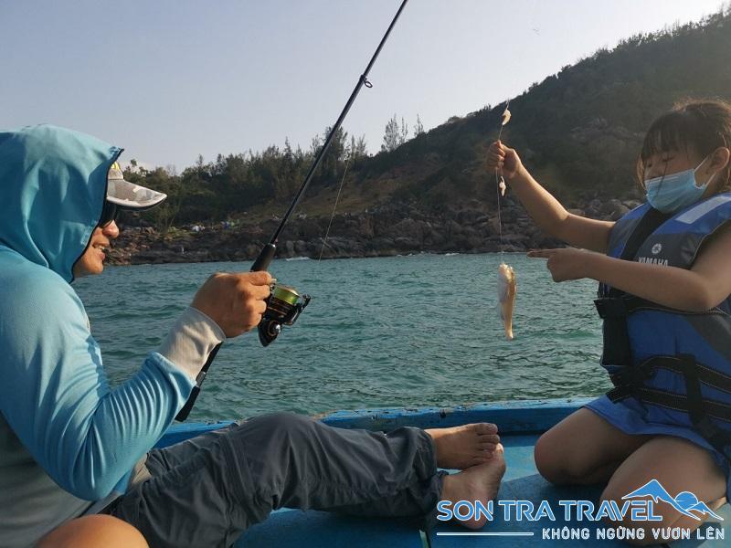 dịch vụ câu cá