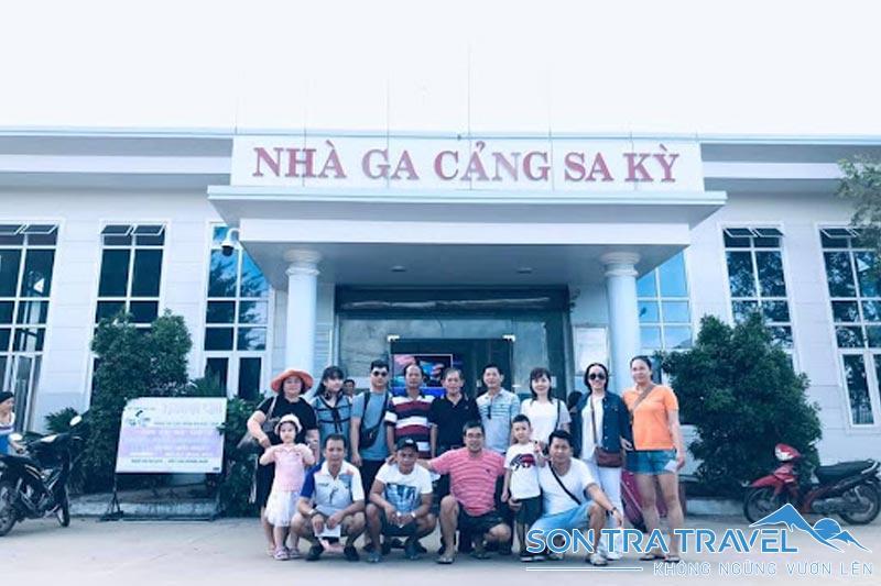 Tour Lý Sơn 2 ngày 1 đêm