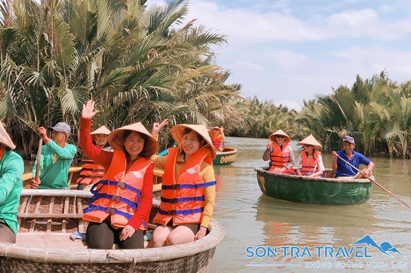 tour rừng dừa Bảy Mãu 1 ngày