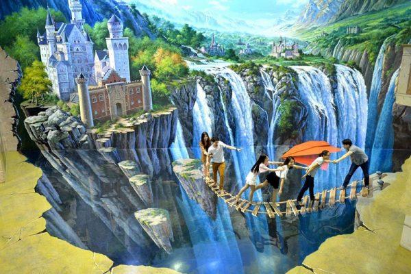 bảo tàng tranh 3D Đà Nẵng