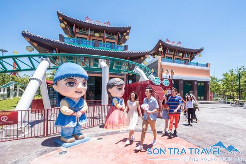 công viên Châu Á Asia Park Đà Nẵng