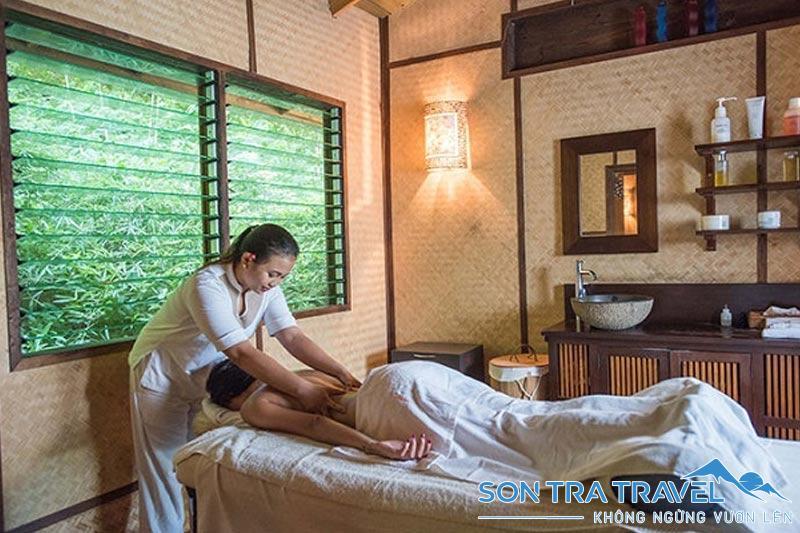 địa chỉ Spa Massage Hội An